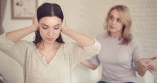 Mere toxique repondre par le silence manipulatrice narcissique